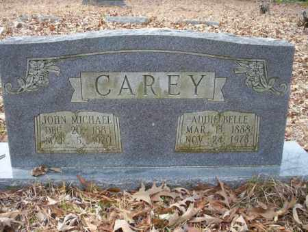 CAREY, JOHN MICHAEL - Union County, Arkansas | JOHN MICHAEL CAREY - Arkansas Gravestone Photos
