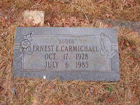 "CARMICHAEL, ERNEST E ""BUDDY"" - Union County, Arkansas | ERNEST E ""BUDDY"" CARMICHAEL - Arkansas Gravestone Photos"