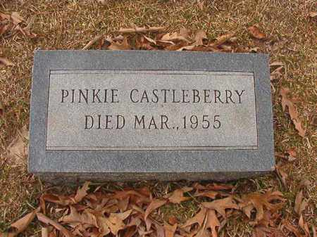 CASTLEBERRY, PINKIE - Union County, Arkansas | PINKIE CASTLEBERRY - Arkansas Gravestone Photos