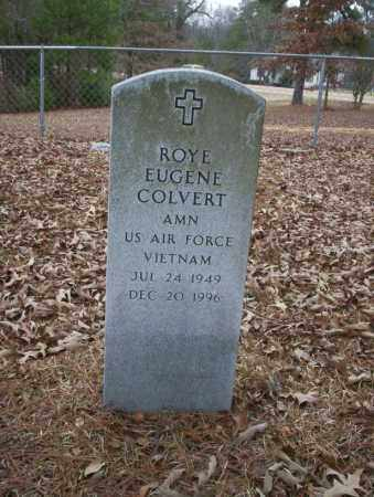 COLVERT (VETERAN VIET), ROYE EUGENE - Union County, Arkansas | ROYE EUGENE COLVERT (VETERAN VIET) - Arkansas Gravestone Photos