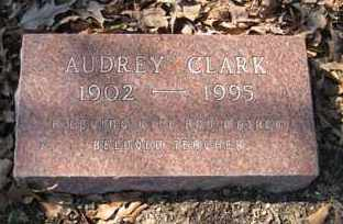 CLARK CONNELL, AUDREY - Union County, Arkansas | AUDREY CLARK CONNELL - Arkansas Gravestone Photos