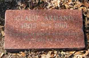 CONNELL, CLAUD ARMAND - Union County, Arkansas | CLAUD ARMAND CONNELL - Arkansas Gravestone Photos