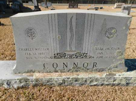 CONNOR, CHARLES WILLIAM - Union County, Arkansas | CHARLES WILLIAM CONNOR - Arkansas Gravestone Photos