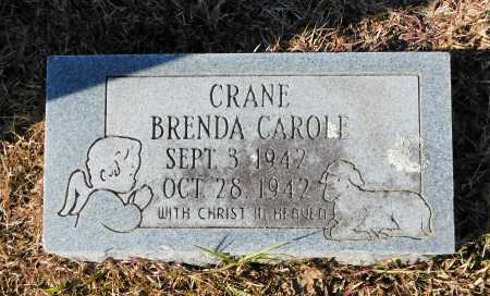 CRANE, BRENDA CAROLE - Union County, Arkansas | BRENDA CAROLE CRANE - Arkansas Gravestone Photos