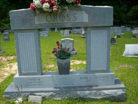 CROSS, JACK W - Union County, Arkansas | JACK W CROSS - Arkansas Gravestone Photos