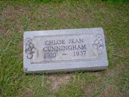 CUNNINGHAM, CHLOE JEAN - Union County, Arkansas | CHLOE JEAN CUNNINGHAM - Arkansas Gravestone Photos