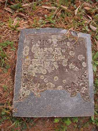 CUTTER, BAMMA - Union County, Arkansas | BAMMA CUTTER - Arkansas Gravestone Photos