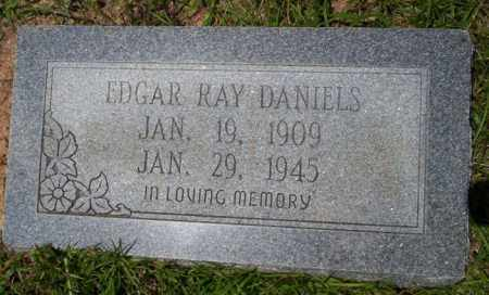 DANIELS, EDGAR RAY - Union County, Arkansas | EDGAR RAY DANIELS - Arkansas Gravestone Photos