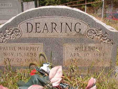 DEARING, PATTIE - Union County, Arkansas | PATTIE DEARING - Arkansas Gravestone Photos