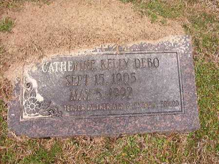 DEBO, CATHERINE - Union County, Arkansas | CATHERINE DEBO - Arkansas Gravestone Photos
