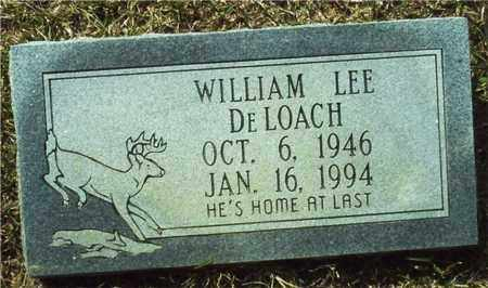 DELOACH, WILLIAM - Union County, Arkansas | WILLIAM DELOACH - Arkansas Gravestone Photos