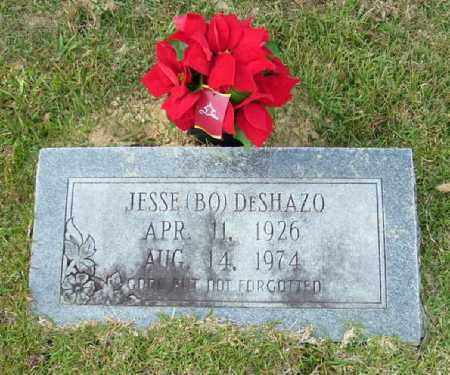 DESHAZO, JESSE - Union County, Arkansas | JESSE DESHAZO - Arkansas Gravestone Photos