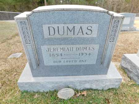 DUMAS, JEREMIAH - Union County, Arkansas | JEREMIAH DUMAS - Arkansas Gravestone Photos