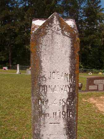 DUNAWAY, MRS. JOEANNA - Union County, Arkansas | MRS. JOEANNA DUNAWAY - Arkansas Gravestone Photos