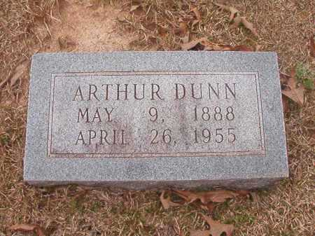 DUNN, ARTHUR - Union County, Arkansas | ARTHUR DUNN - Arkansas Gravestone Photos