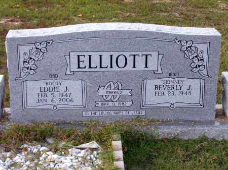 "ELLIOTT, EDDIE J ""BOOTY"" - Union County, Arkansas 