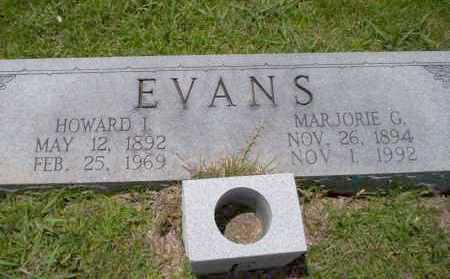 EVANS, MARJORIE G - Union County, Arkansas | MARJORIE G EVANS - Arkansas Gravestone Photos