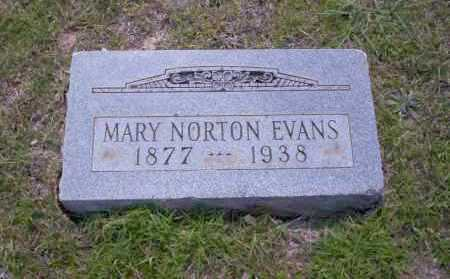 EVANS, MARY - Union County, Arkansas | MARY EVANS - Arkansas Gravestone Photos