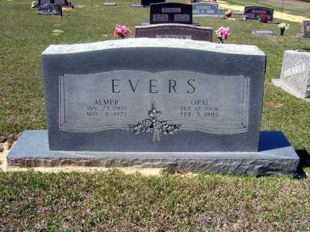 EVERS, ALMER - Union County, Arkansas | ALMER EVERS - Arkansas Gravestone Photos