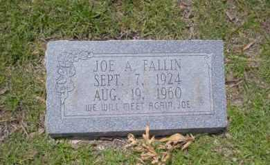 FALLIN, JOE A. - Union County, Arkansas | JOE A. FALLIN - Arkansas Gravestone Photos