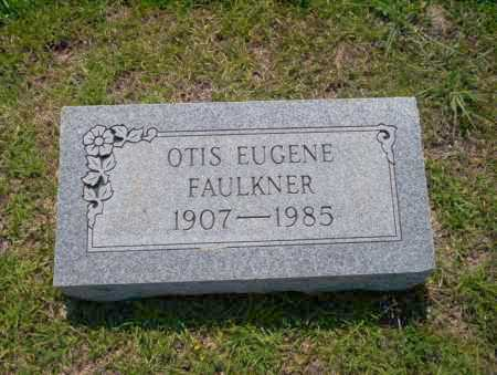 FAULKNER, OTIS EUGENE - Union County, Arkansas | OTIS EUGENE FAULKNER - Arkansas Gravestone Photos