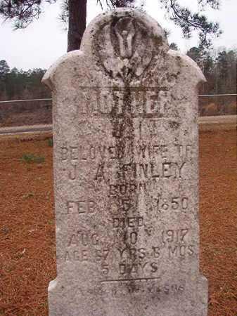 FINLEY, JENNIE - Union County, Arkansas | JENNIE FINLEY - Arkansas Gravestone Photos