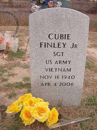 FINLEY, JR (VETERAN VIET), CUBIE - Union County, Arkansas | CUBIE FINLEY, JR (VETERAN VIET) - Arkansas Gravestone Photos