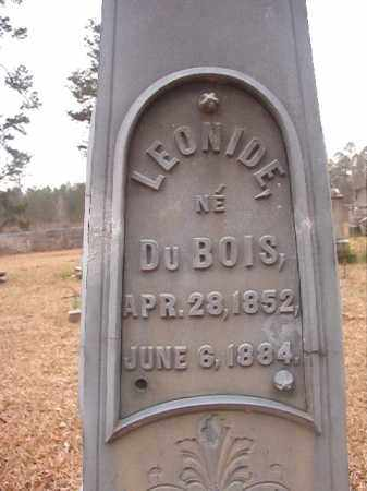 DUBOIS FLOYD, LEONIDE - Union County, Arkansas | LEONIDE DUBOIS FLOYD - Arkansas Gravestone Photos