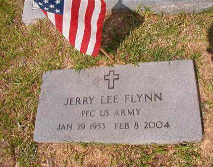 FLYNN (VETERAN), JERRY LEE - Union County, Arkansas | JERRY LEE FLYNN (VETERAN) - Arkansas Gravestone Photos