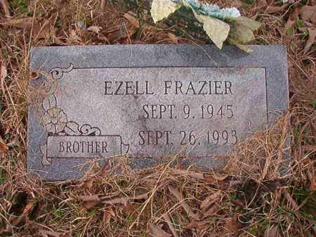 FRAZIER, EZELL - Union County, Arkansas | EZELL FRAZIER - Arkansas Gravestone Photos