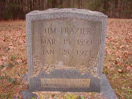 FRAZIER, JIM - Union County, Arkansas | JIM FRAZIER - Arkansas Gravestone Photos