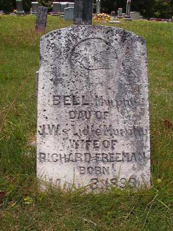 FREEMAN, BELL - Union County, Arkansas | BELL FREEMAN - Arkansas Gravestone Photos