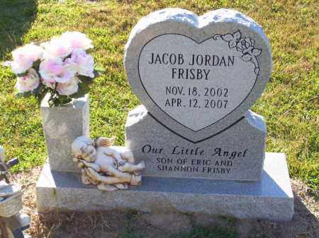 FRISBY, JACOB JORDAN - Union County, Arkansas | JACOB JORDAN FRISBY - Arkansas Gravestone Photos
