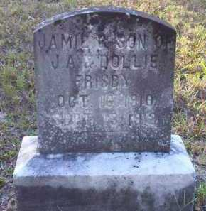 FRISBY, JAMIE B - Union County, Arkansas | JAMIE B FRISBY - Arkansas Gravestone Photos