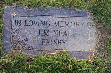 FRISBY, JIM NEAL - Union County, Arkansas | JIM NEAL FRISBY - Arkansas Gravestone Photos