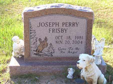 FRISBY, JOSEPH PERRY - Union County, Arkansas | JOSEPH PERRY FRISBY - Arkansas Gravestone Photos