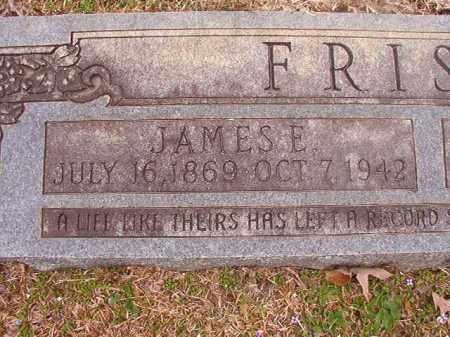 FRISBY, JAMES E (CLOSEUP) - Union County, Arkansas   JAMES E (CLOSEUP) FRISBY - Arkansas Gravestone Photos