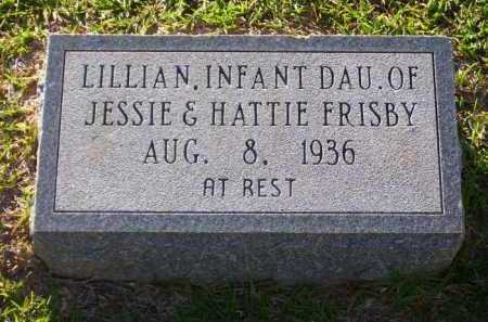 FRISBY, LILLIAN - Union County, Arkansas | LILLIAN FRISBY - Arkansas Gravestone Photos