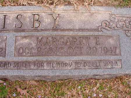 FRISBY, MARGARET E (CLOSEUP) - Union County, Arkansas | MARGARET E (CLOSEUP) FRISBY - Arkansas Gravestone Photos