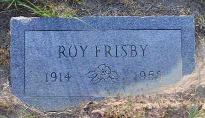 FRISBY, ROY - Union County, Arkansas | ROY FRISBY - Arkansas Gravestone Photos