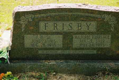 FRISBY, SR, J  H - Union County, Arkansas | J  H FRISBY, SR - Arkansas Gravestone Photos