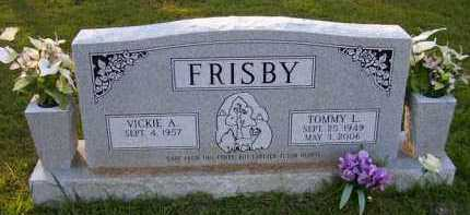 FRISBY, TOMMY L - Union County, Arkansas | TOMMY L FRISBY - Arkansas Gravestone Photos