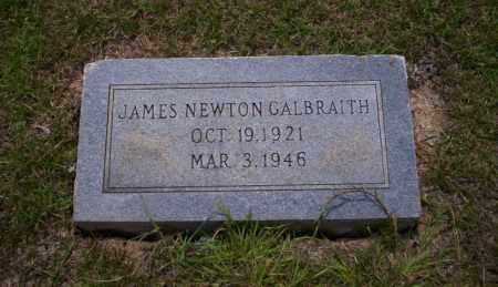 GALBAITH, JAMES NEWTON - Union County, Arkansas | JAMES NEWTON GALBAITH - Arkansas Gravestone Photos