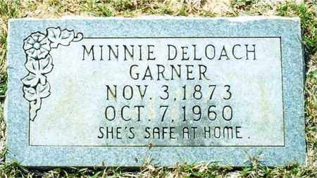 GARNER, MINNIE - Union County, Arkansas | MINNIE GARNER - Arkansas Gravestone Photos
