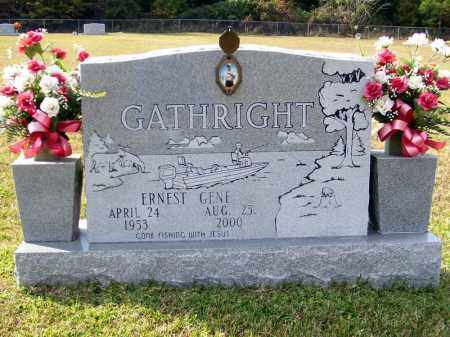GATHRIGHT, ERNEST GENE - Union County, Arkansas | ERNEST GENE GATHRIGHT - Arkansas Gravestone Photos