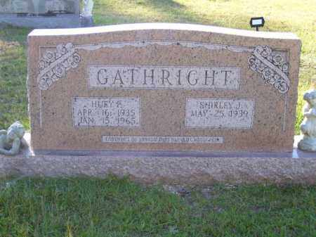 GATHRIGHT, HUEY P. - Union County, Arkansas | HUEY P. GATHRIGHT - Arkansas Gravestone Photos