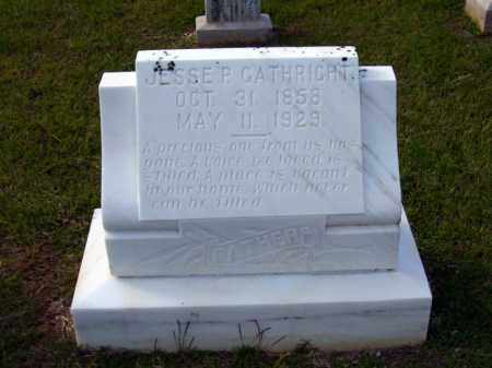 GATHRIGHT, JESSIE P. - Union County, Arkansas | JESSIE P. GATHRIGHT - Arkansas Gravestone Photos