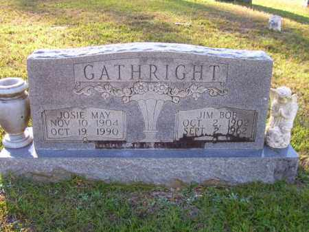 GATHRIGHT, JIM BOB - Union County, Arkansas | JIM BOB GATHRIGHT - Arkansas Gravestone Photos