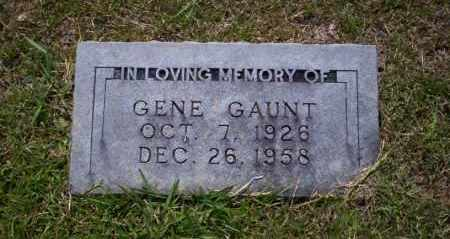 GAUNT, GENE - Union County, Arkansas | GENE GAUNT - Arkansas Gravestone Photos