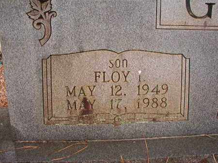 GEORGE, FLOY I - Union County, Arkansas | FLOY I GEORGE - Arkansas Gravestone Photos